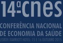 CNES Conferência Nacional de Economia da Saúde, Organização APES Associação Portuguesa de Economia da Saúde